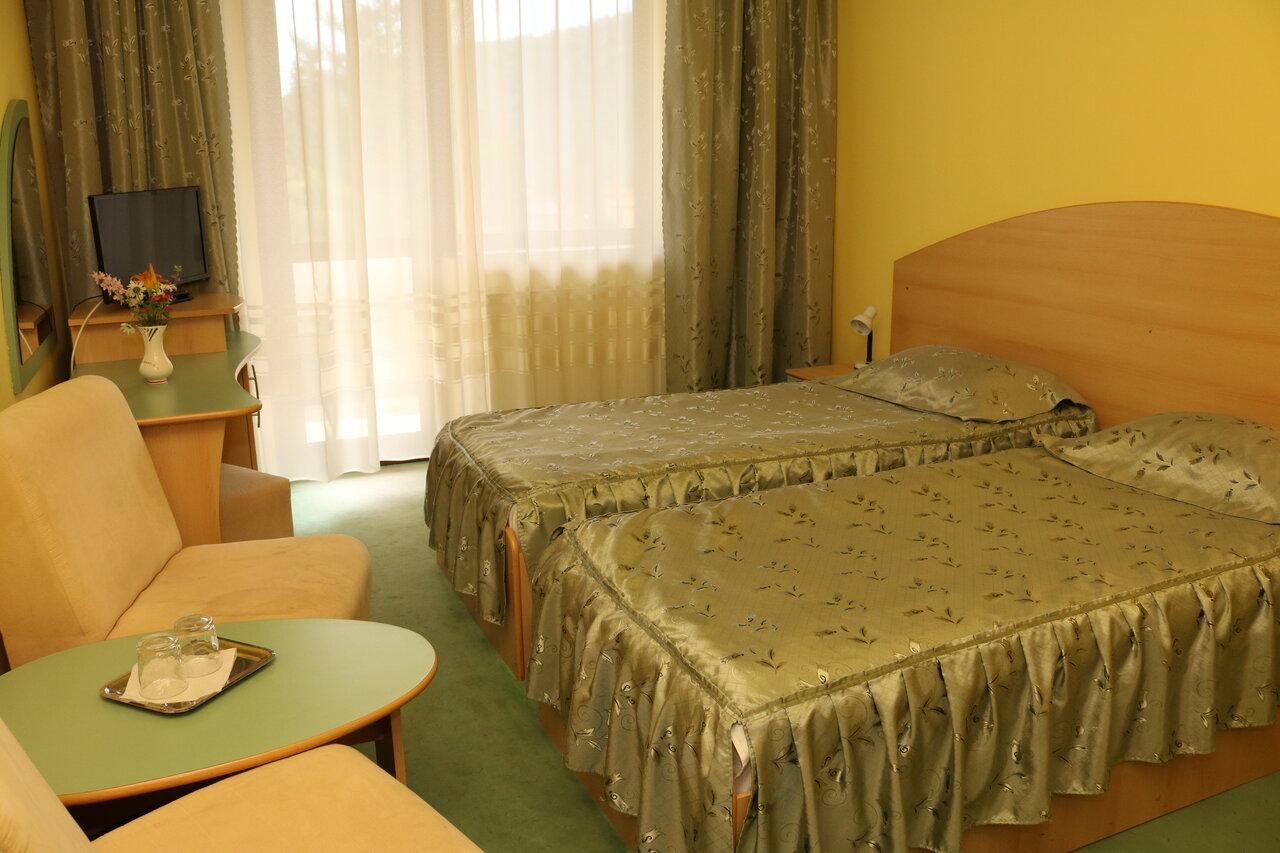 Sanatate la Tusnad cu demipensiune - Hotel Tusnad