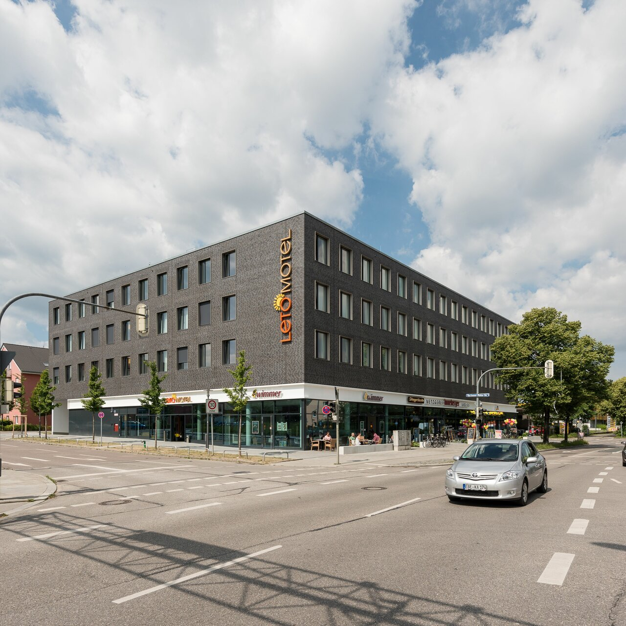 Letomotel Muenchen City Ost
