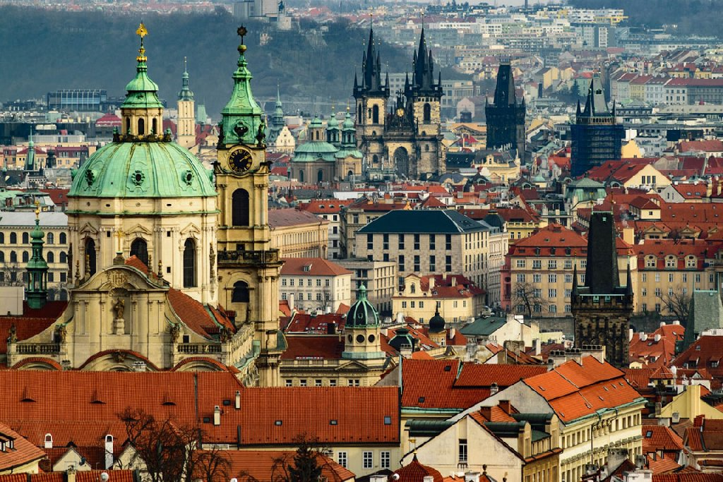 Praga si Viena 2020 (8 zile)