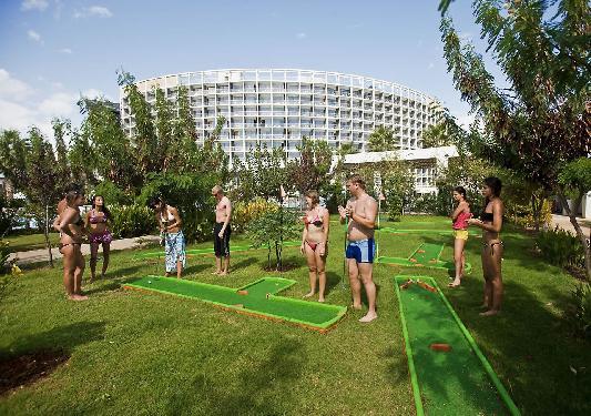 Amara Centro Resort (ex Kervansaray Kundu)