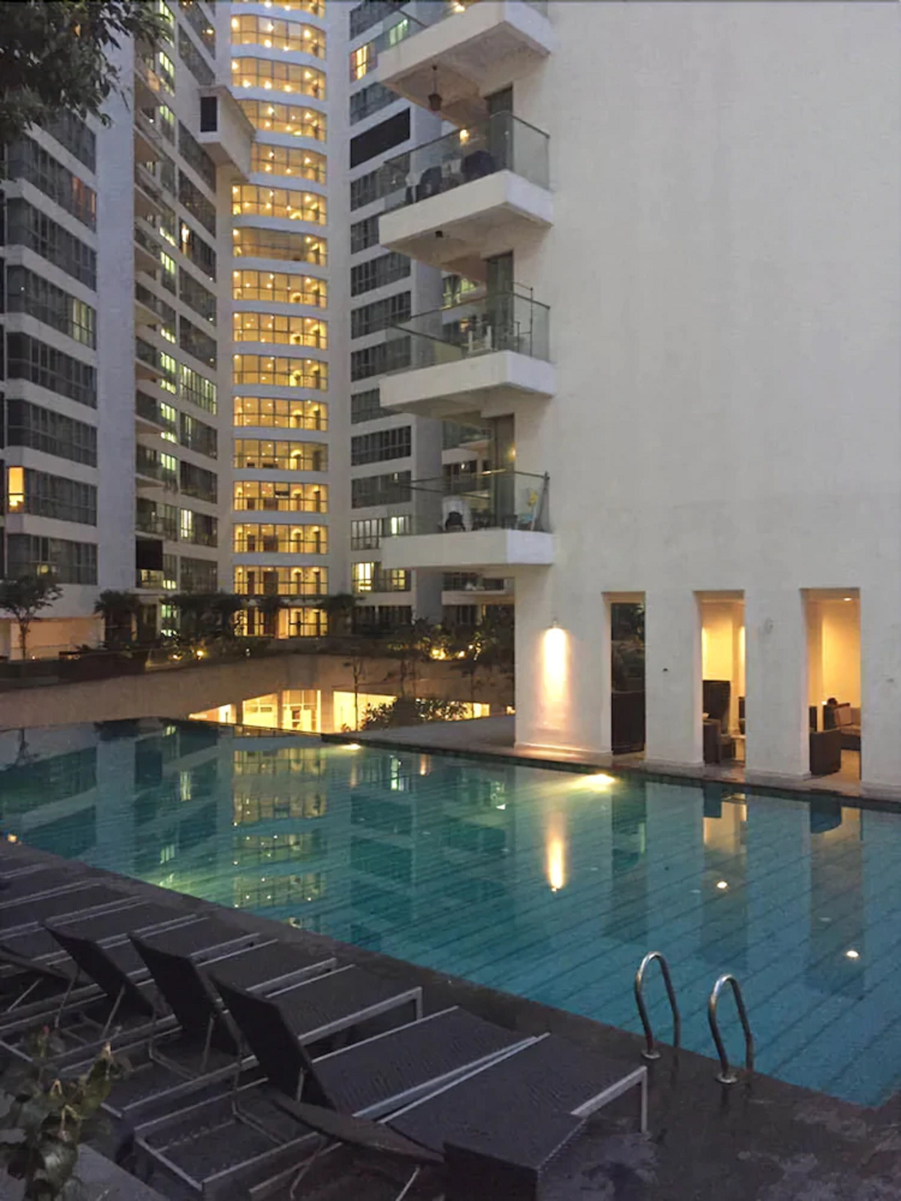 Upper View Regalia Hotel Kuala Lumpur