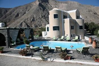 Villa Anemomilos (perissa)
