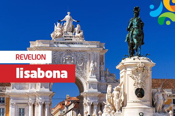 Revelion 2020 Lisabona