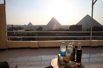 Horus Guest House Pyramids View