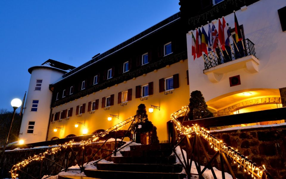 HOTEL GRADINA MORII - CRACIUN