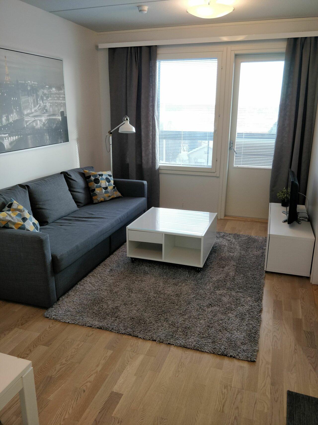 Kotimaailma Apartments Siljotie