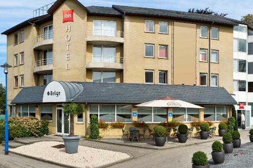 Hotel Ibis Brussels Expo Atomium