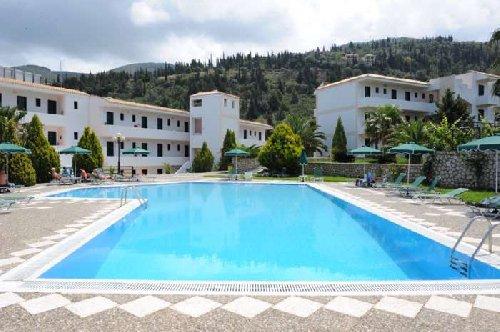 Santa Marina Hotel (Agios Nikitas)