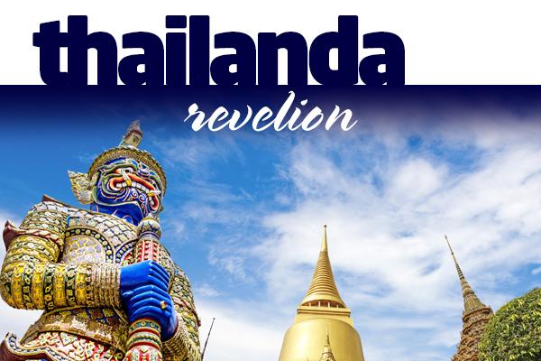 THAILANDA:  PATTAYA SI BANGKOK - REVELION 2021