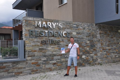 Mary s Residence Suites (SKALA POTAMIA)