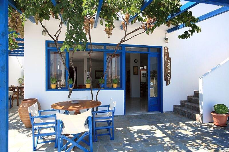 Agnanti - Katifora (Milos)