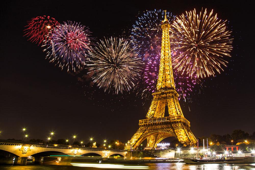 Revelion Paris