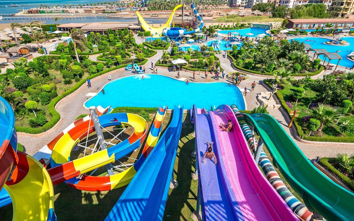 CAESAR PALACE HOTEL & AQUA PARK (Ex.Mirage Aquapark)