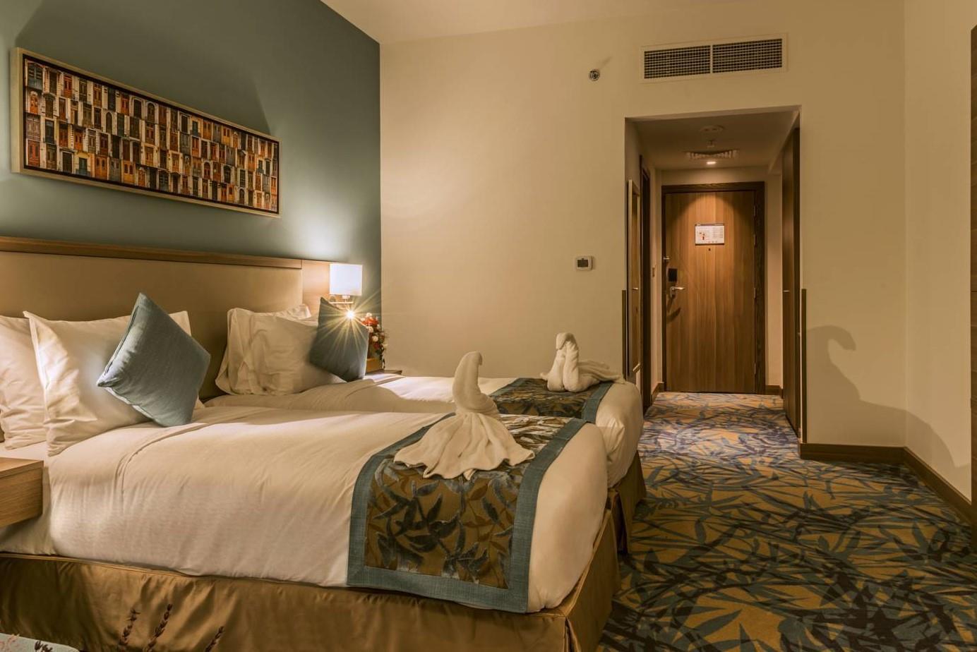 Mena Plaza Hotel Al Barsha