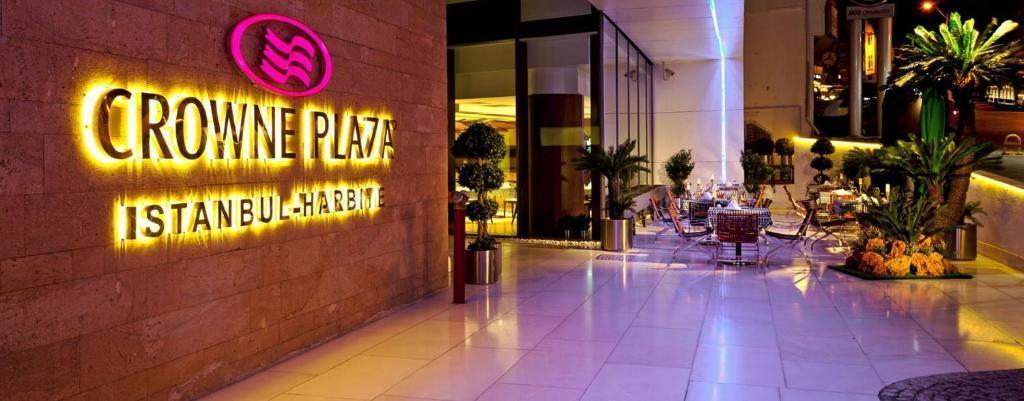 Crowne Plaza Harbiye