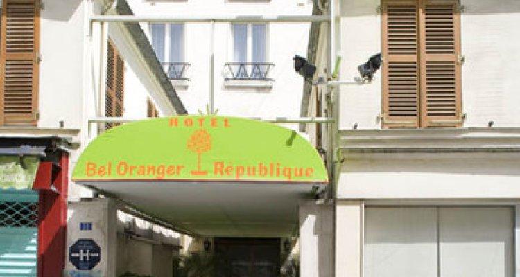 Hôtel Kyriad Paris 10 — Canal Saint Martin-République