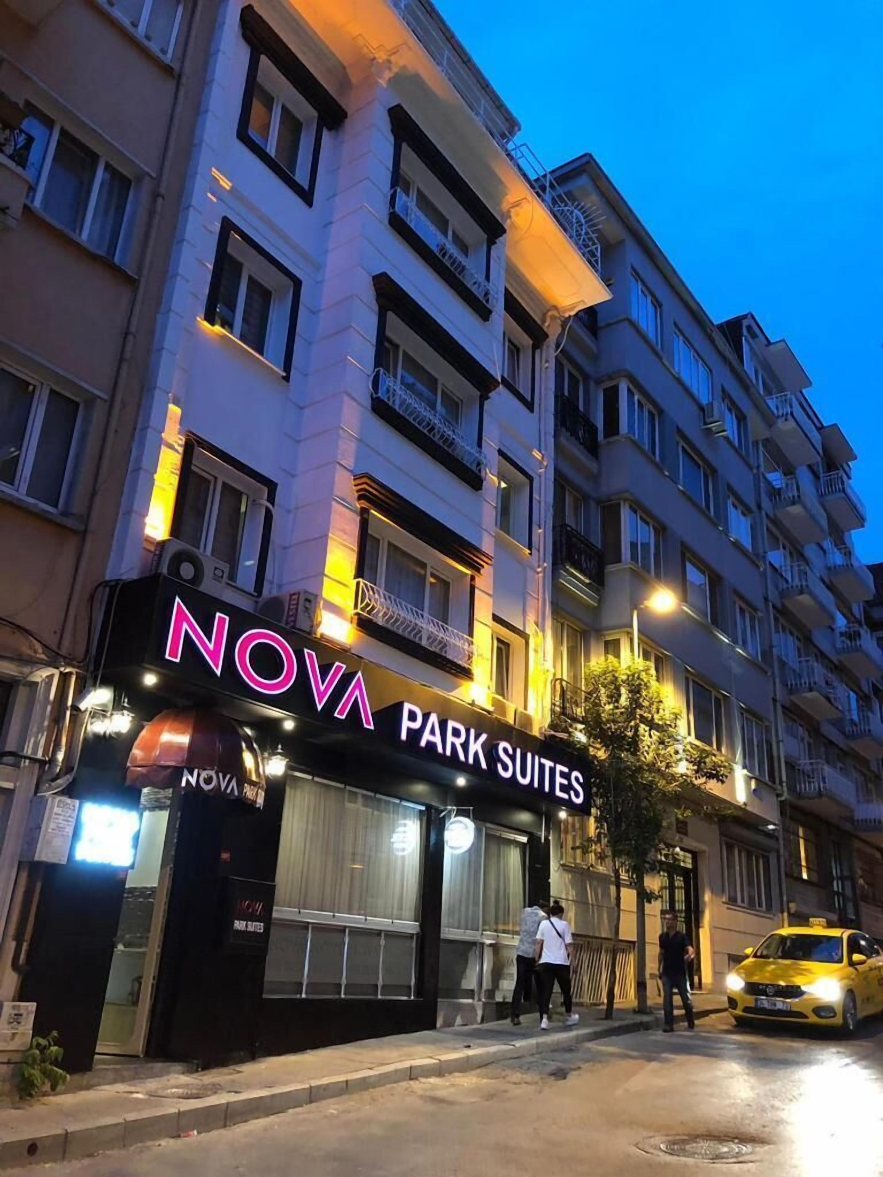 Nova Park Hotel And Suite