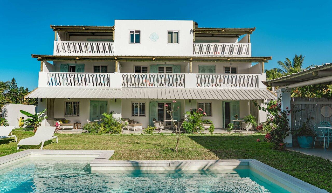 Le Mandala Moris Bandb Guesthouse