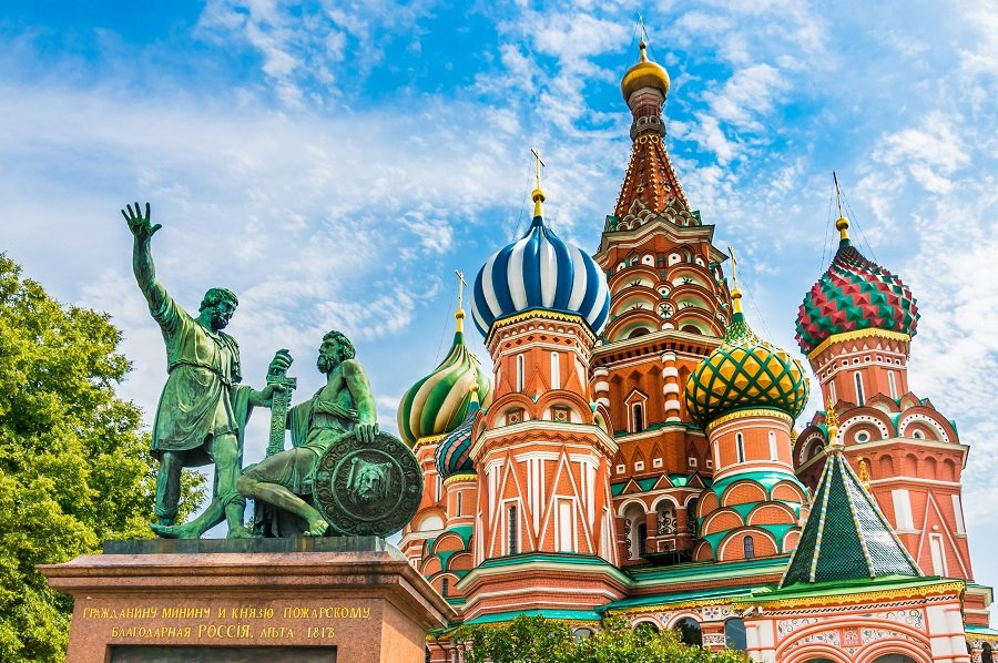 Circuit Rusia <br> 2020