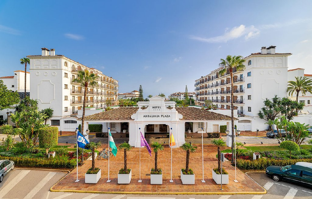H10 Andalucia Plaza (Adults Only)
