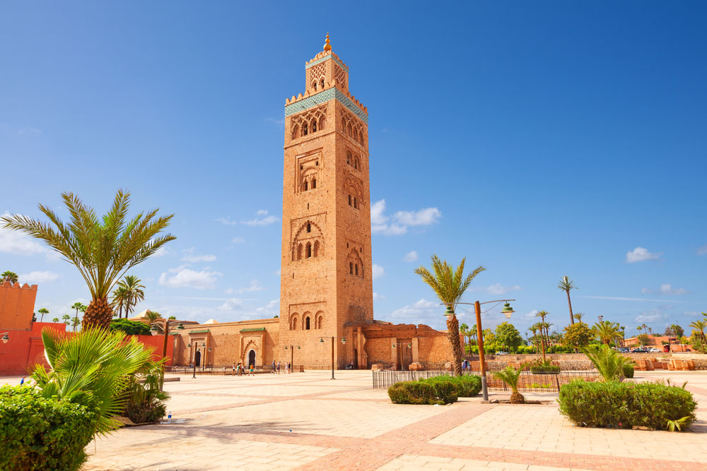 Revelion Maroc