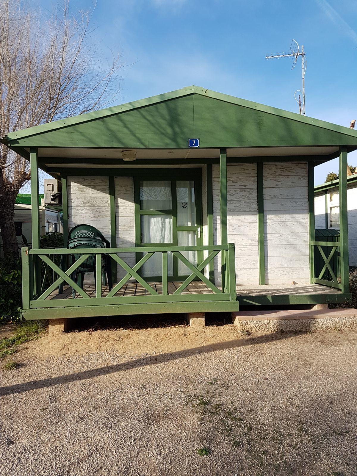 Camping Coll Vert