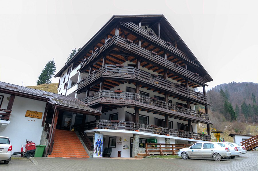 Cheile Gradistei - Hotel Cheia