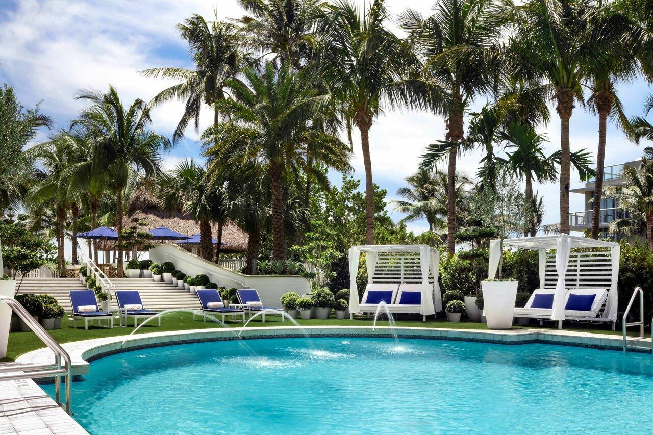 Courtyard By Marriott Cadillac Miami Beach Oceanfront