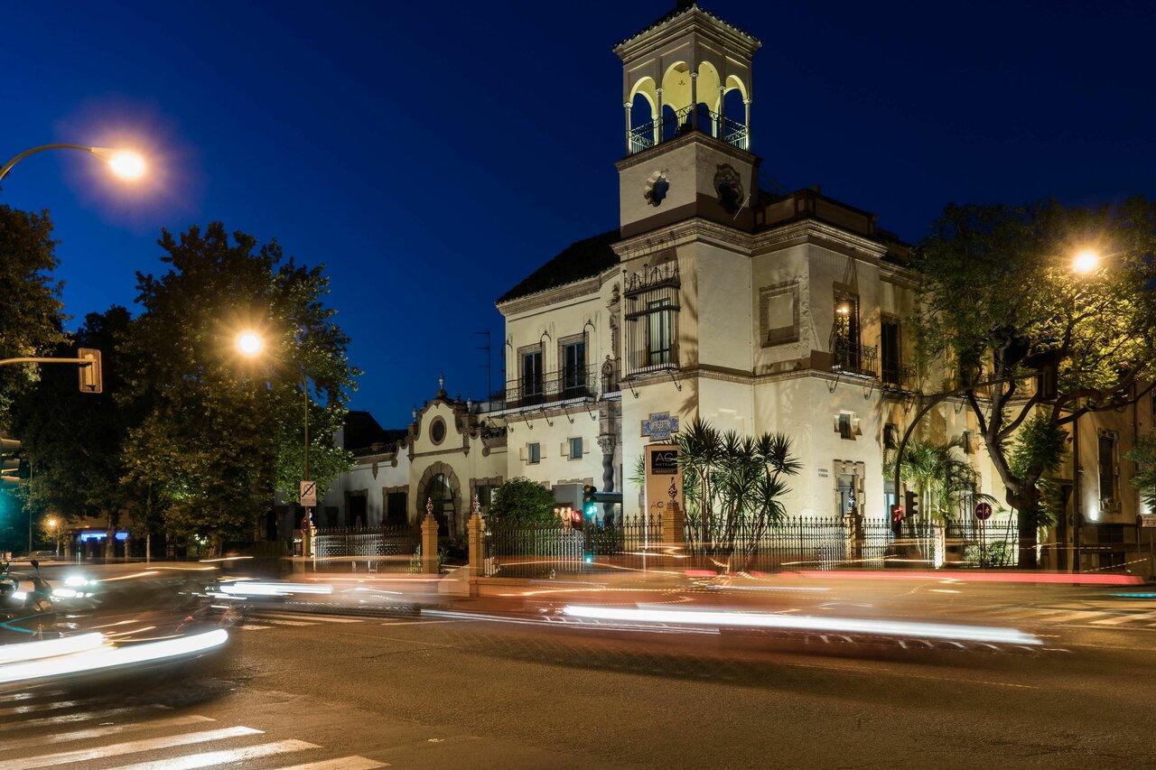 Ac Ciudad De Sevilla By Marriott