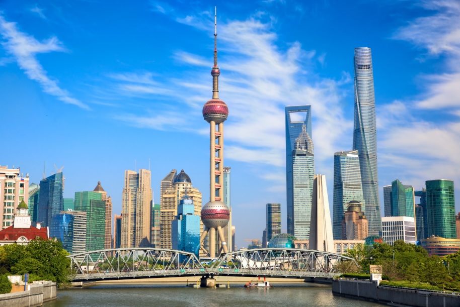 Circuit China - Beijing, Xian, Yangtze, Shanghai