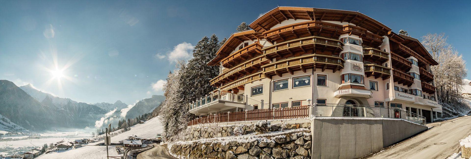 Panorama-hotel Schwendbergerhof