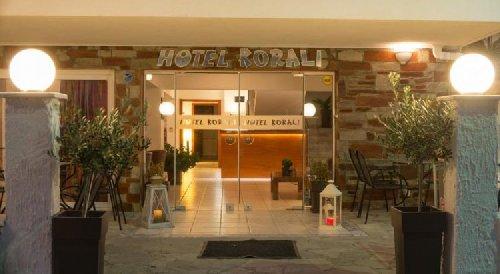 Korali Hotel, Paralia Katerini