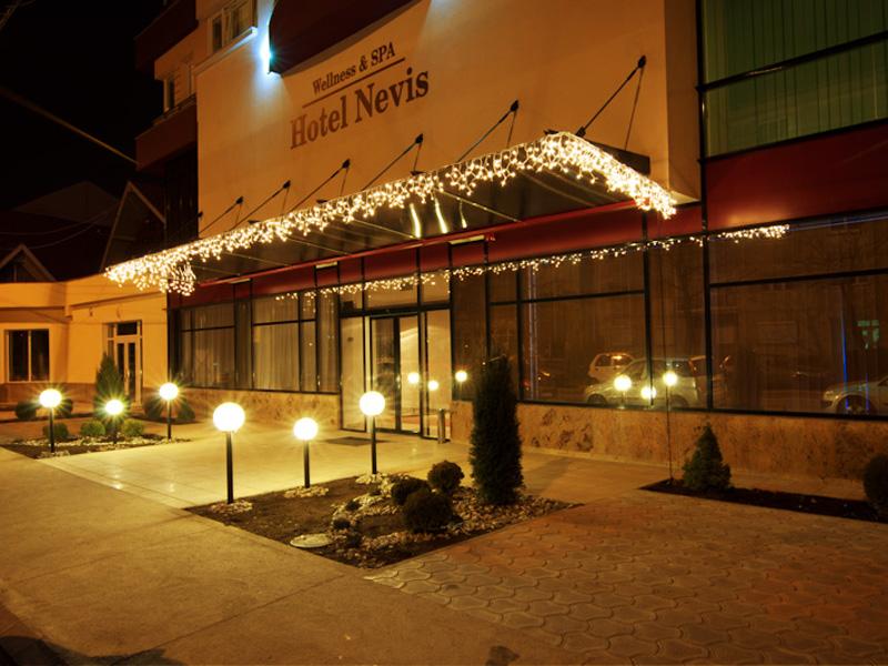 HOTEL NEVIS WELLNESS SI SPA