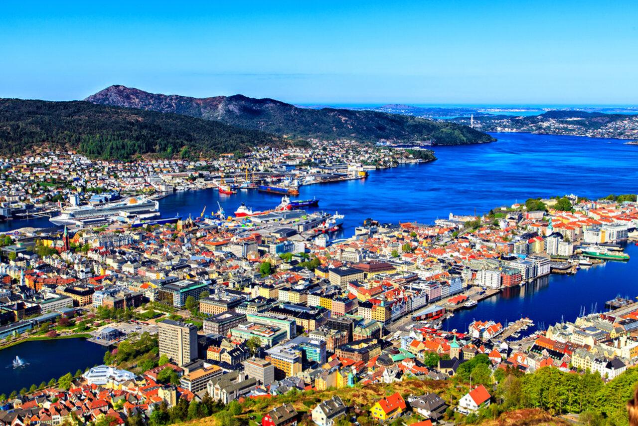 Scandinavia-Fiordurile Norvegiei