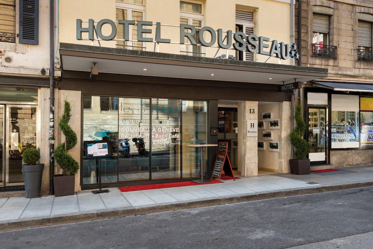 Rousseau Geneva