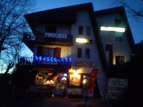 Hôtel Les Chamois (Zona Nice)