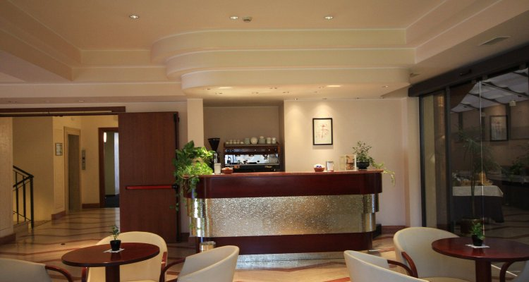 Smooth Hotel Rome West