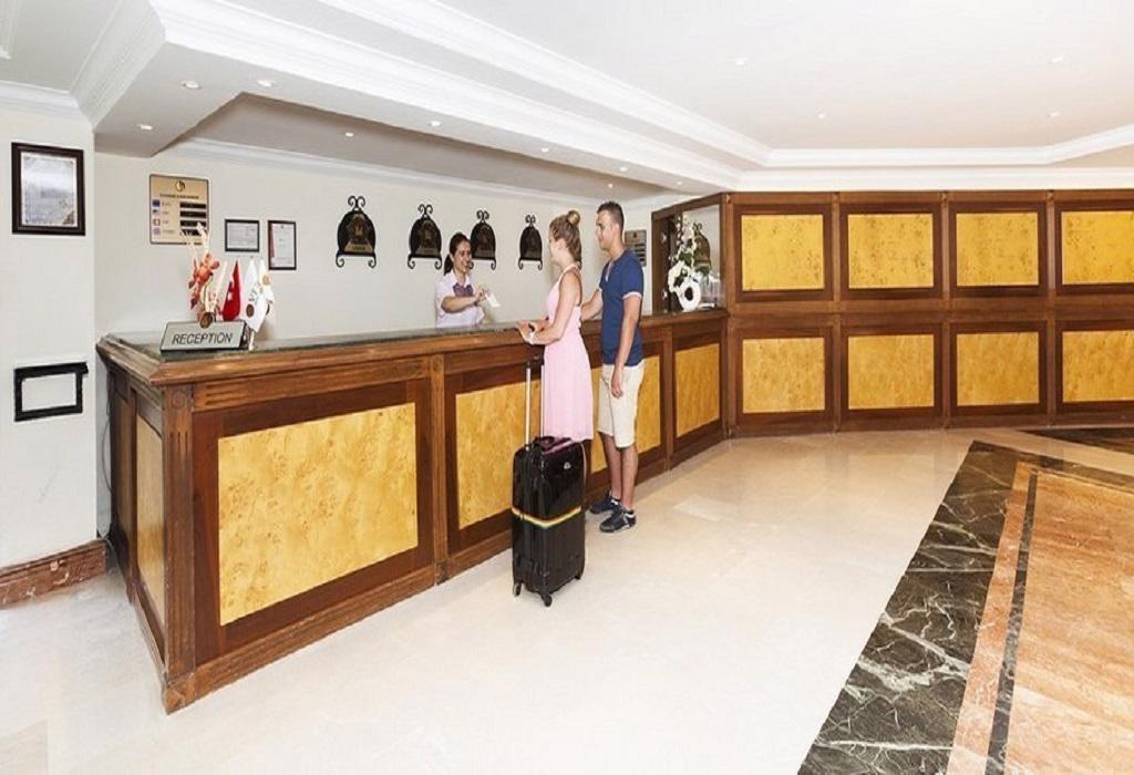 OTIUM STONE PALACE RESORT (EX.MHOLIDAY HOTELS STONE PALACE SIDE)