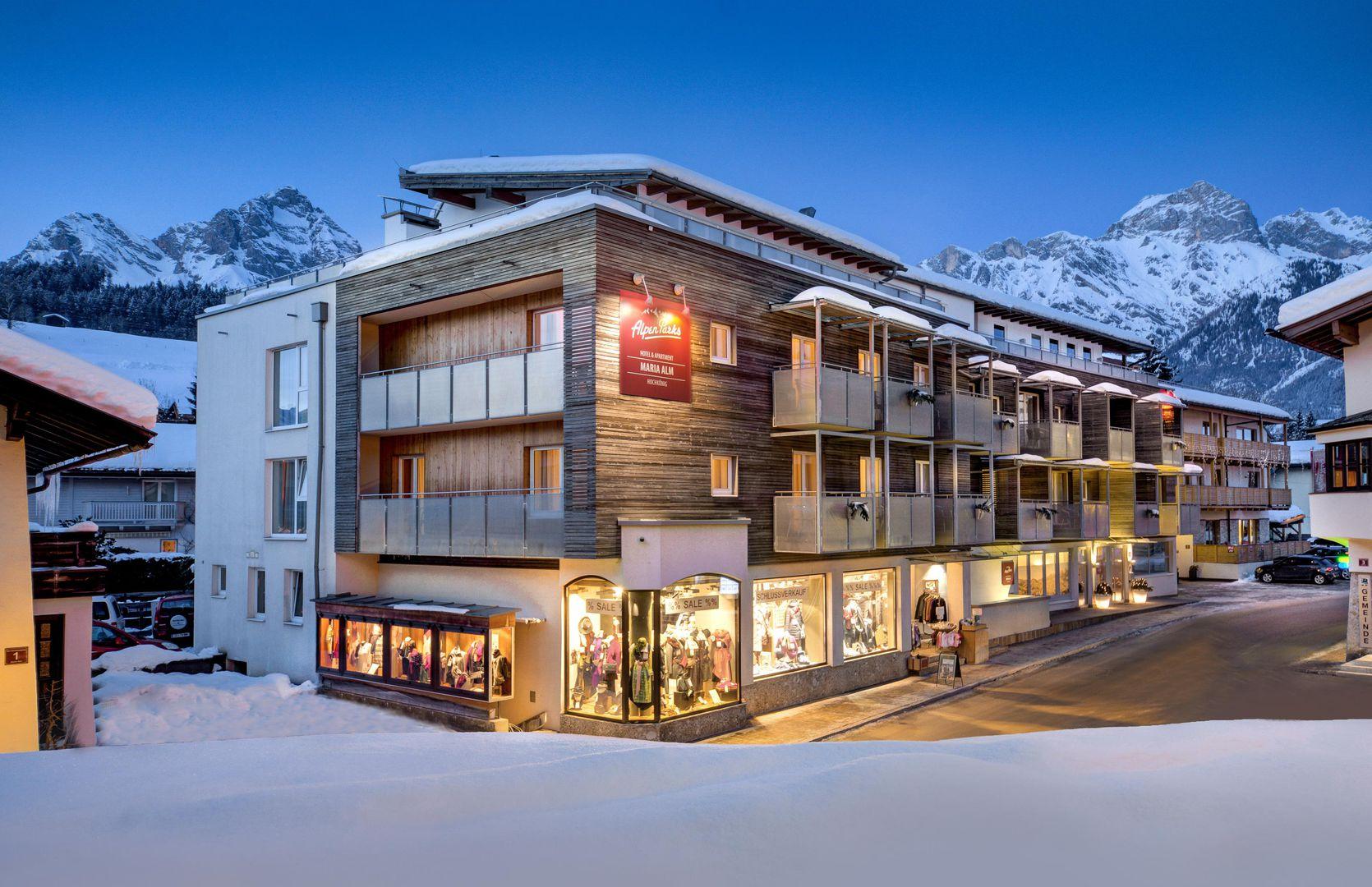 AlpenPark's Hotel & Apartment Maria Alm