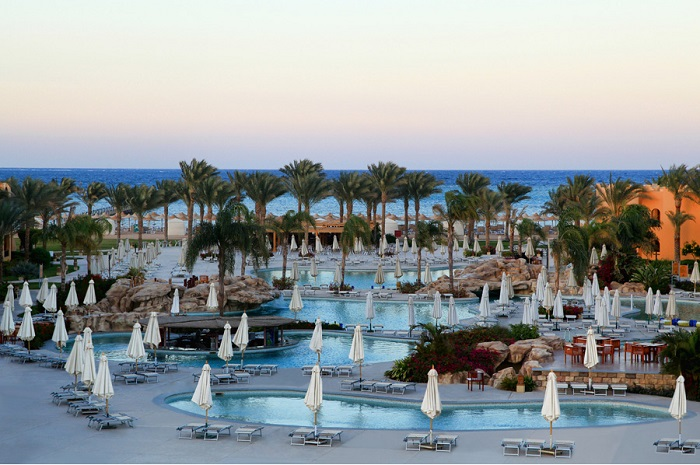 STELLA DI MARE BEACH RESORT & SPA HURGHADA