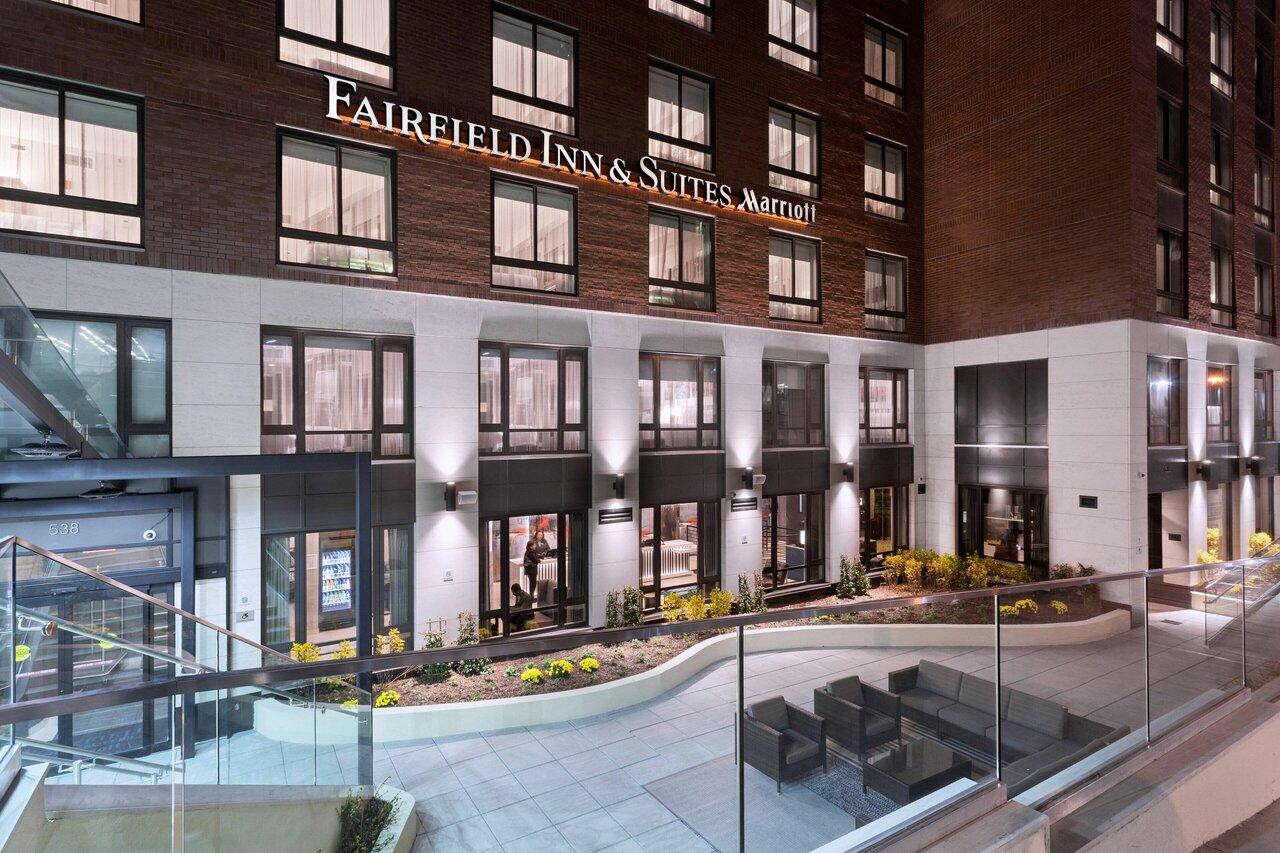 Fairfield Inn & Suites New York Manhattan/central Park