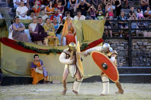Snjezana Colosseum