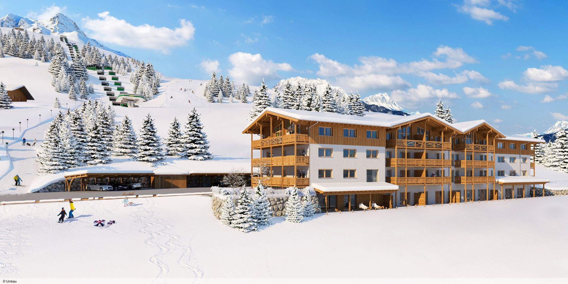 Skylodge Alpine Homes