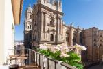 Malaga Center Flat Cathedral