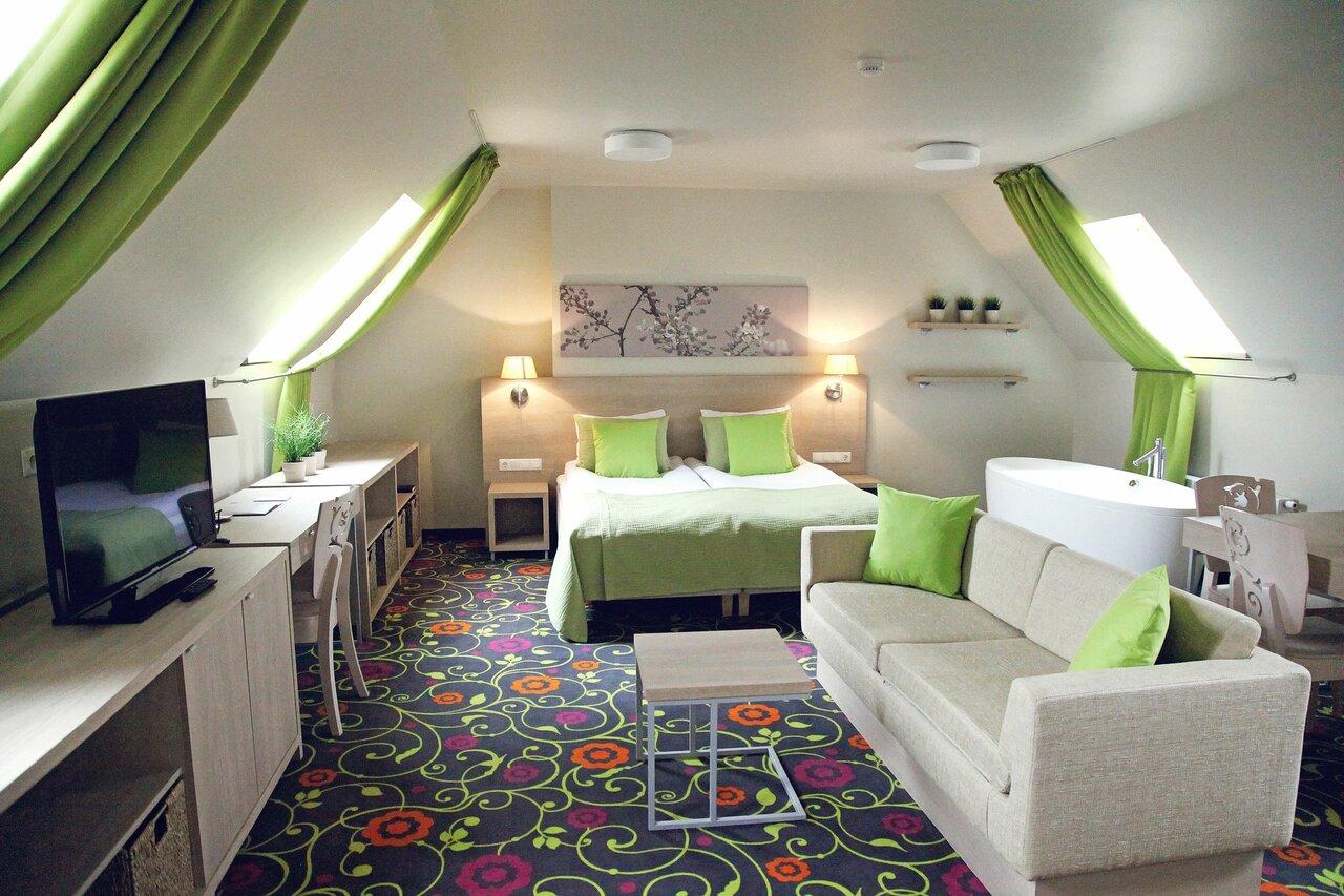 City Hotels Rudninku