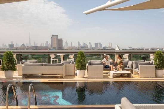 Jumeirah Creekside Hotel Dubai