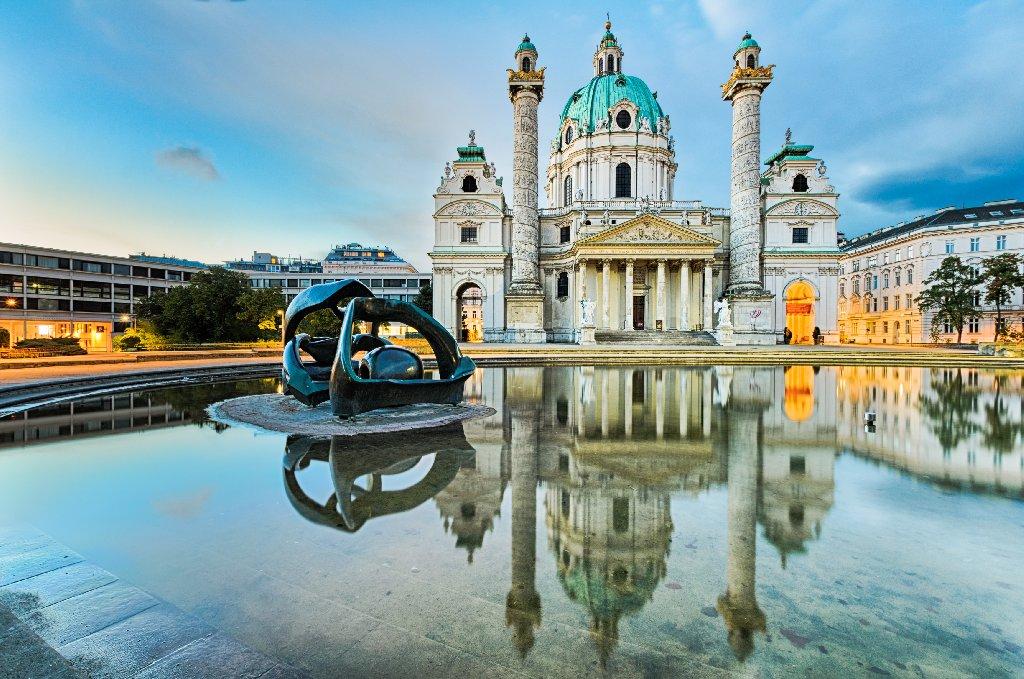 BUDAPESTA - VIENA (autocar) - Revelion 2022