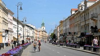 Palm Aparts Warsaw