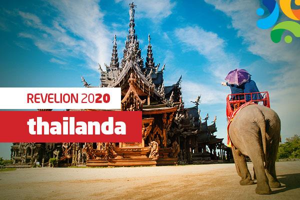 THAILANDA: PHUKET SI BANGKOK - REVELION 2020