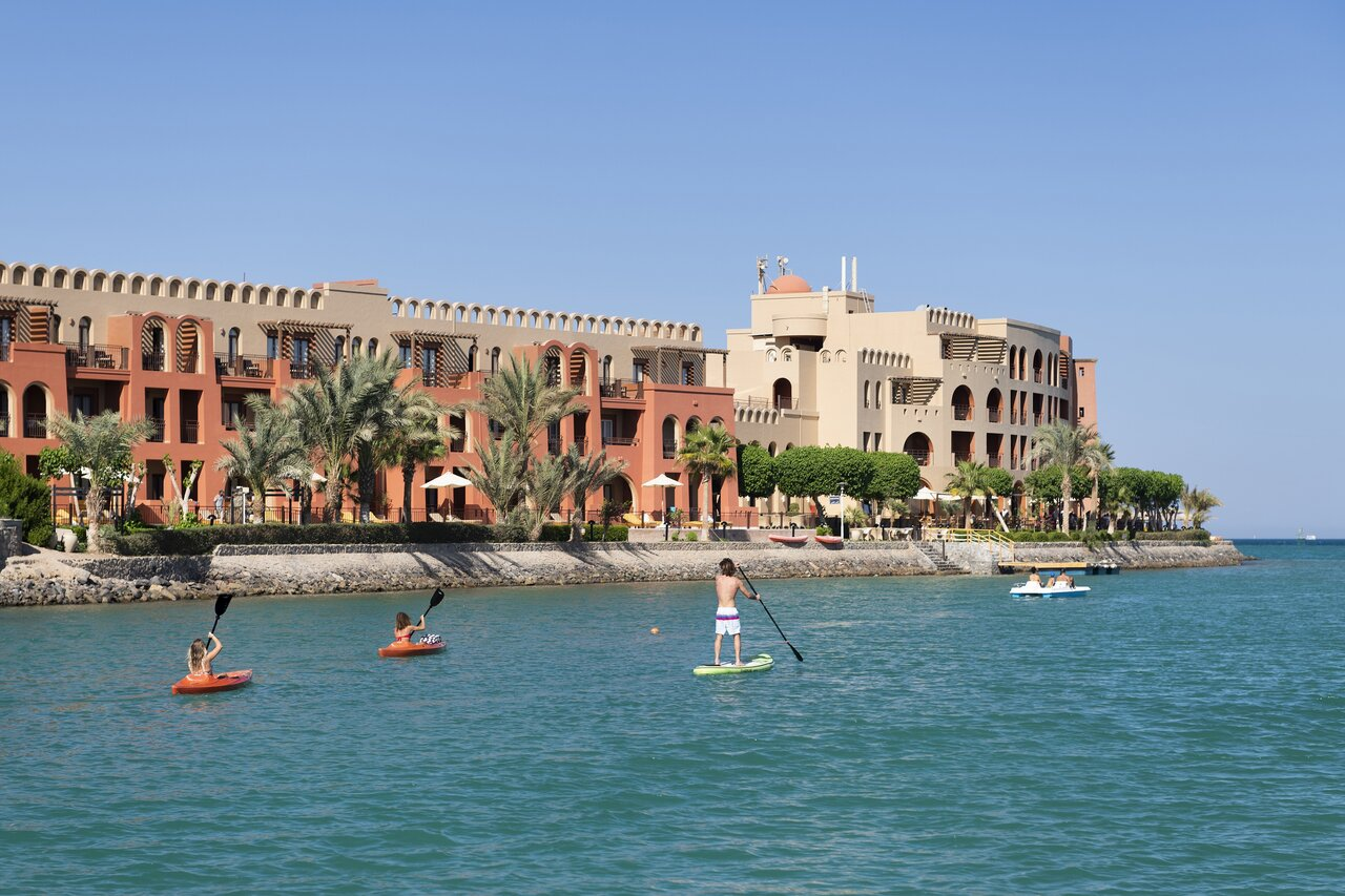 Three Corners Ocean View El Gouna - Adults Only